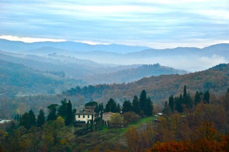 Tuscany: an Italian sanctuary